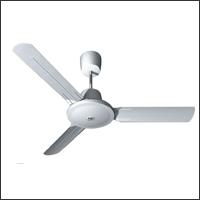потолочный вентилятор серебро