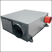 вентилятор прямоугольный канальный