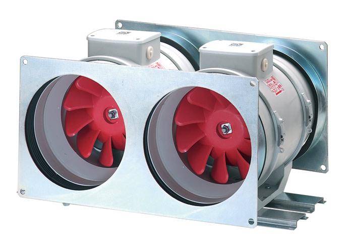 вентилятор для плоского воздуховода