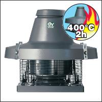 жаропрочный канальный вентилятор