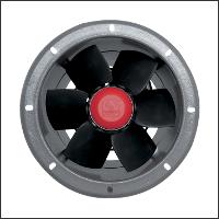 промышленный вентилятор цилиндрический