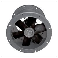 промышленный вентилятор обечайка