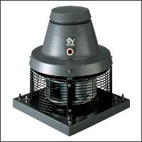 вытяжной вентилятор для производства