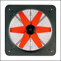 осевой промышленный вентилятор