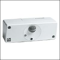 канальный вентилятор с гигрометром