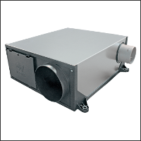 канальные вентиляторы для прямоугольных каналов