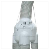 центральный вытяжные вентиляторы мультизональные