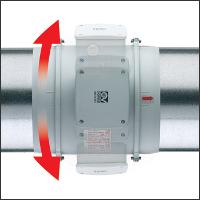 канальный вентилятор на трубу