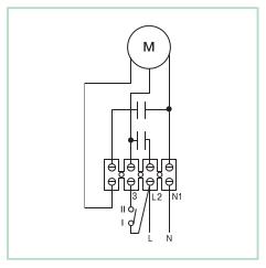 схема подключения к эоектросети