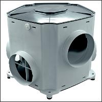 четырехзонный вентилятор