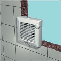 вентилятор для выброса воздуха