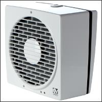 вытяжной вентилятор с реверсом