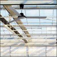 вентилятор потолочный промышленный