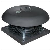 крышный вентилятор с транспортировочными проушинами