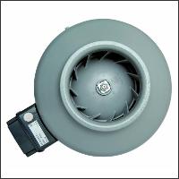 канальный вентилятор низкоскорост